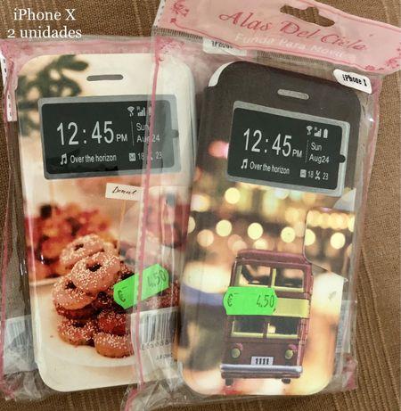Vendo lote de 46 capas para iPhone por 30€, ler anuncio