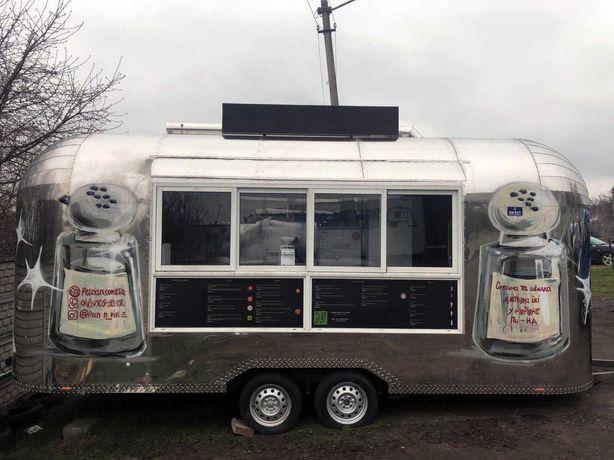 FOOD Truck - Kuchnia na kołach