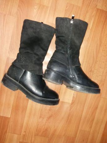 Ботинки сапоги женские