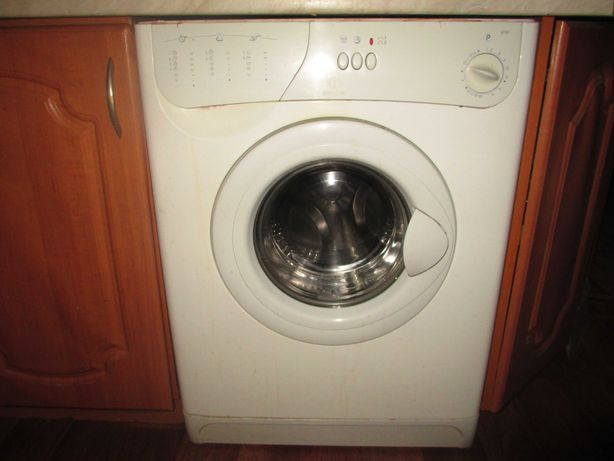 стиральная машина Indesit w 101