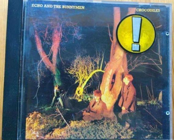 CD: Echo & The Bunnymen - Crocodiles