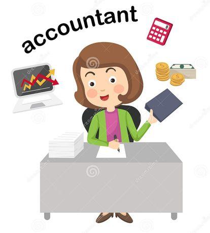Бухгалтер для ФЛП и предприятий