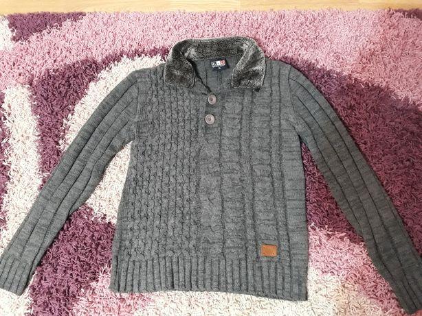 Ciepły sweter L