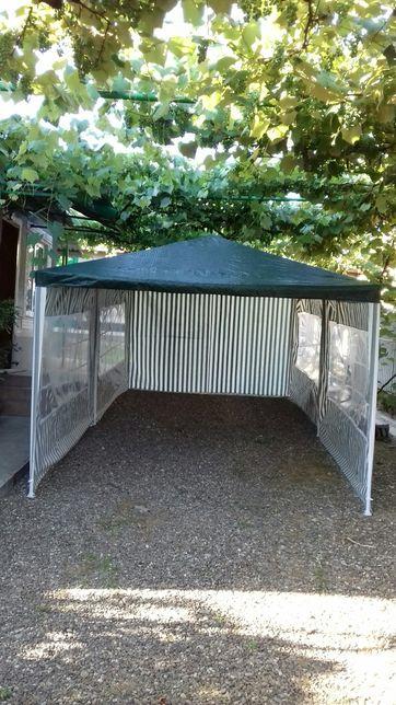 Палатка альтанка 3×6