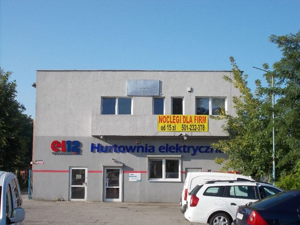 Noclegi dla firm i pracowników z Ukrainy w Dąbrowie Górniczej.
