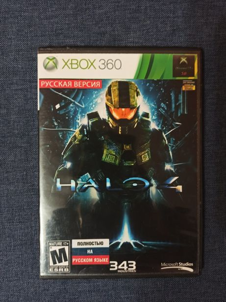 Halo 4 xbox 360 LT 3.0