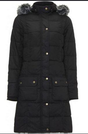 BARBOUR FIBRE DOWN Damska kurtka płaszczyk 42 L/XL