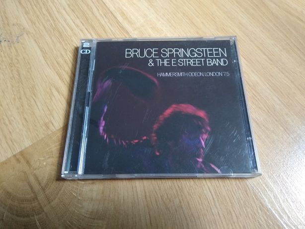 "Bruce Springsteen & The E Street Band ""Hammersmith Odeon London75"" 2CD"