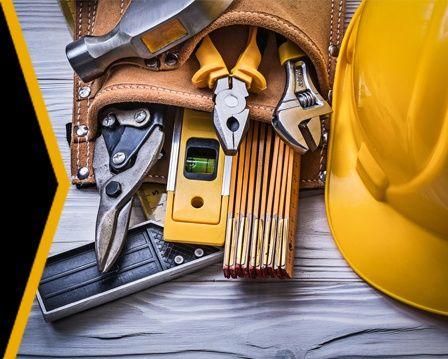 Usługi remontowo budowlane .