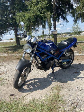 Suzuki bandit обмен пит или кросс