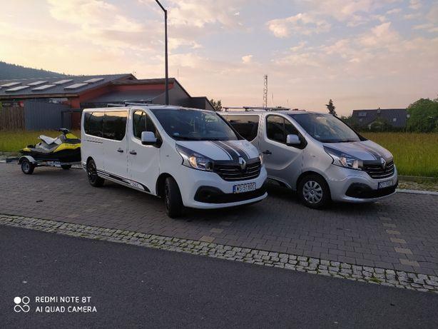 Bus wynajem wypożyczalnia 9 osób (Możliwość wynajmu z kierowcą) Wesela