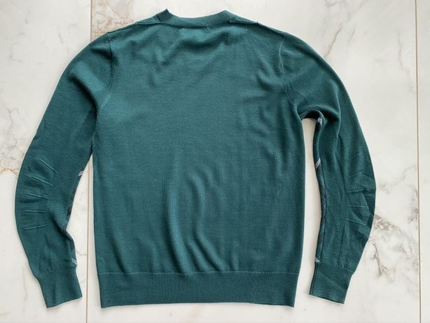 Sweter meski burberry oryginał