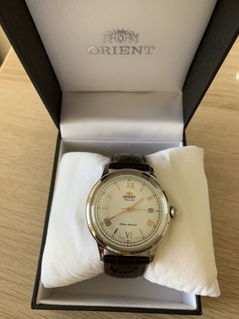 Zegarek Orient Bambino Automatic FAC00008W0