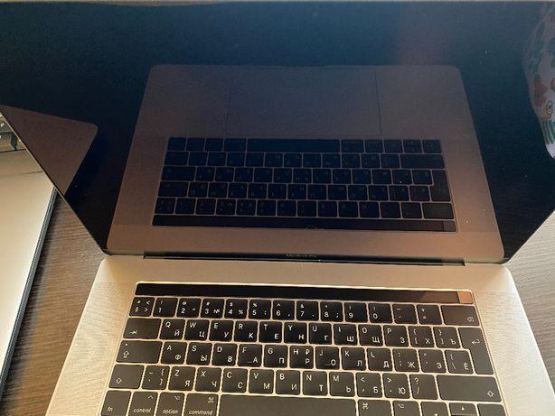 "Apple A1707 MacBook Pro TB Retina 15"" (2017) в идеале (30 циклов)"