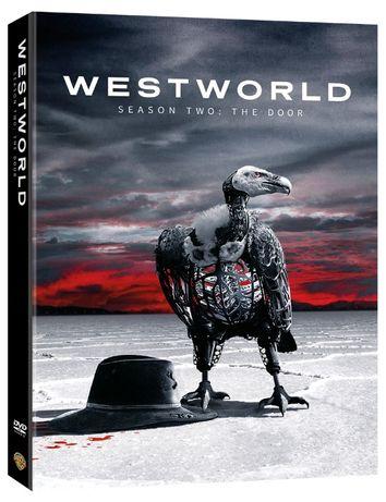 DVD Westworld A SEGUNDA Temporada