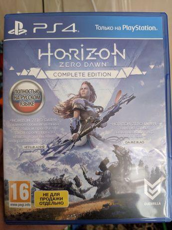 Horizon Zero Dawn Игра для PS4 новая