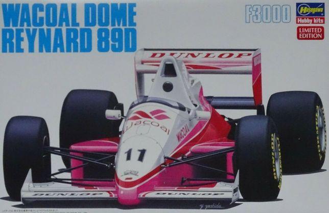 * HASEGAWA - 1:24 * Wacoal Dome Reynard 89D F3000