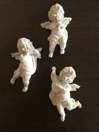 Três Anjos em marfinite