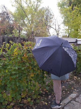 Фирменный зонт Syoss большой