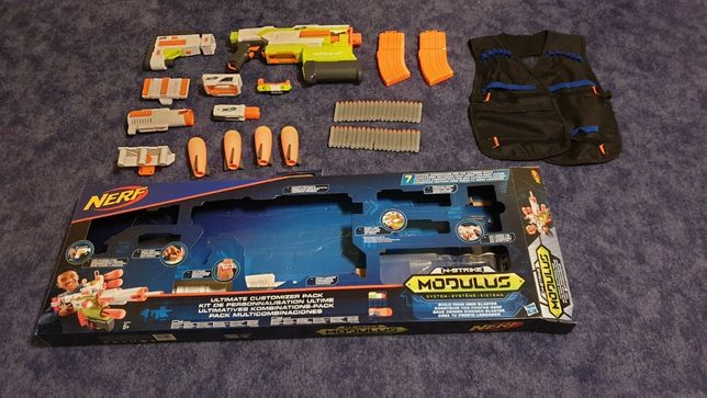 NERF Modulus Ultimate Customizer Pack E1980