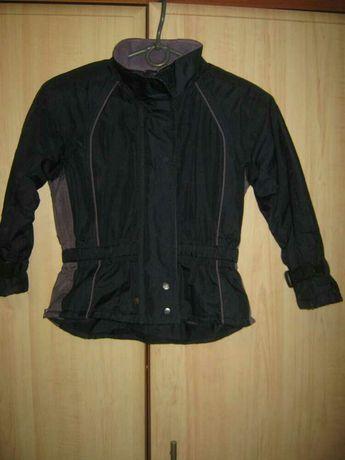 Зимняя курточка на девочку,рост 110/116+.