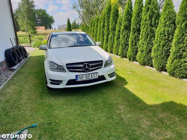 Mercedes-Benz Klasa C Mercedes C300 3,5 benzyna 4matic