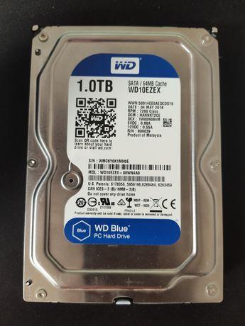 Продам жесткий диск WD Blue 1Тб(WD10EZEX)