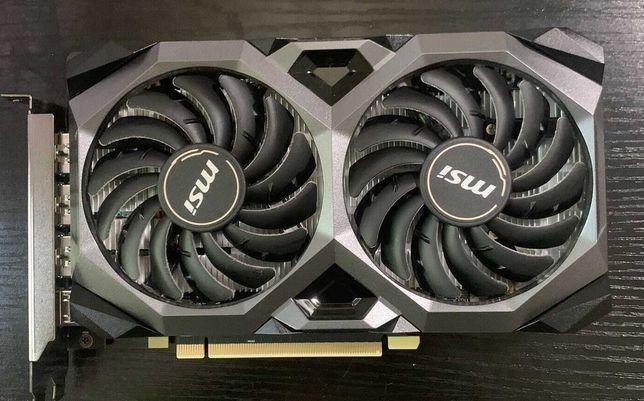 Видеокарта MSI Radeon RX 5500 XT mech 8gb OC