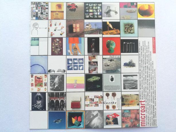 Microart - Obras de arte em pequeno formato