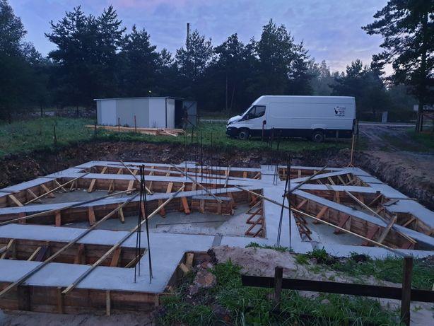 Budowa domow rozbudowy nadbudowy