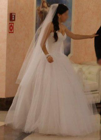 Свадебное платье Vera Wang Оригинал ТОРГ