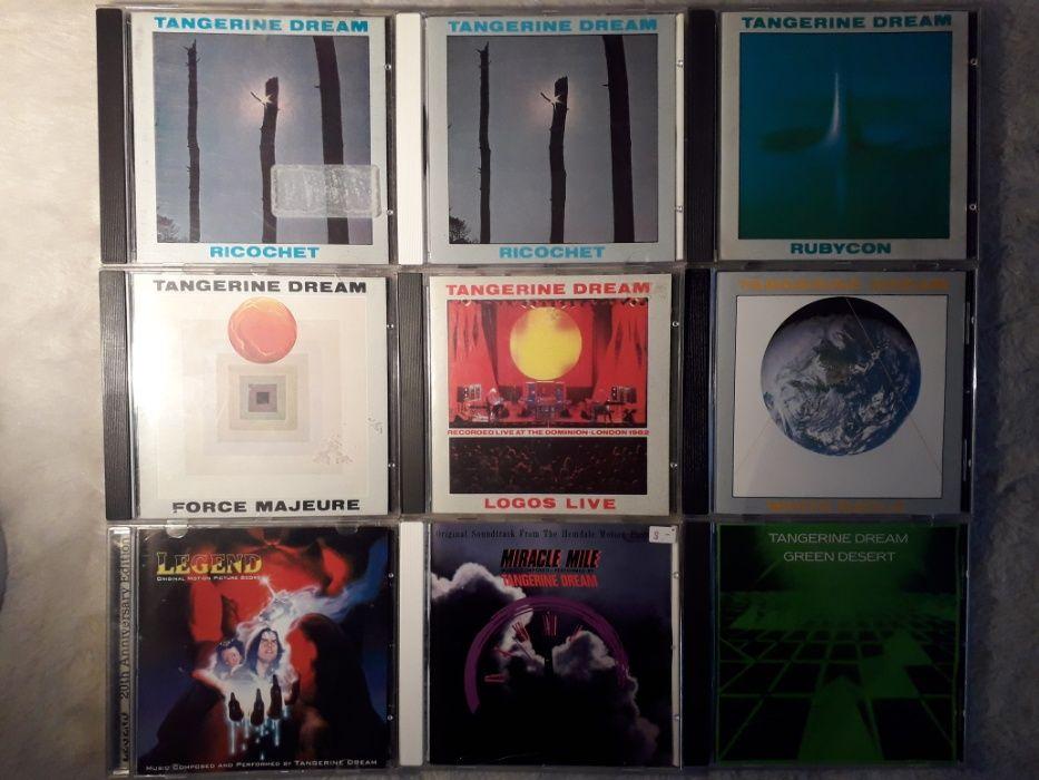Płyty Morly Grey Klasyka Rocka / Tangerine Dream / Pink Floyd i inne! Toruń - image 1