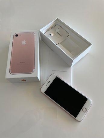 Iphone 7 - Rose Gold - 32gb (desblo)
