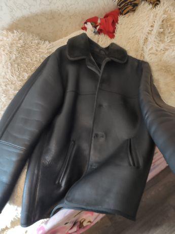 Дубленка мужская куртка мка