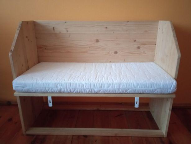 Dostawka do łóżka drewniana dziecięca