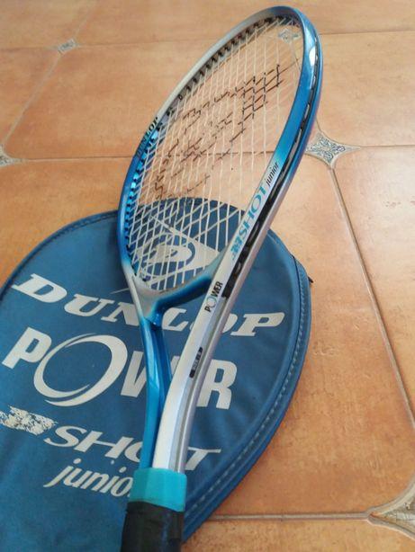 Raquetes 2 pares Dunlop