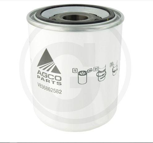 Filtr oleju silnika AGCO Massey Ferguson SISU Valtra Case New Holland