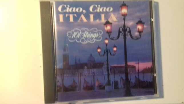 CD Original Ciao Ciao Italia
