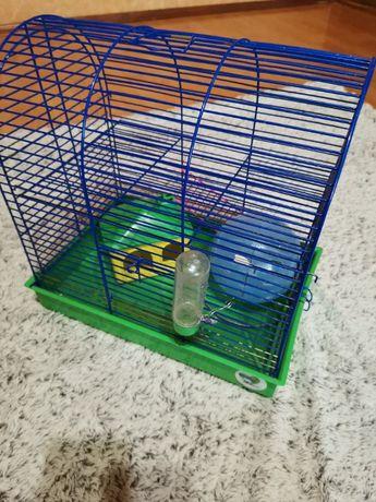 Клетка для хомяка, мыши, грызуна