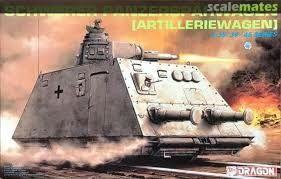 Dragon 6073 Schwerer Panzerspähwagen 1:35