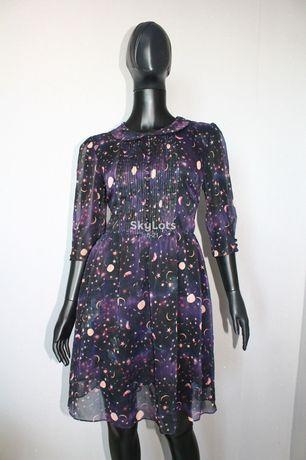 Платье нарядное шифоновое р. М