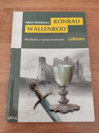 Konrad Wallenrod - Lektura z opracowaniem - GREG
