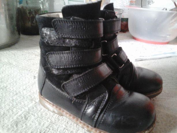 продам детскую ортопедическую обувь,ботинки зимние