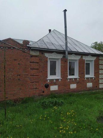 170745 Продам дом с. Заброды Богодуховский район
