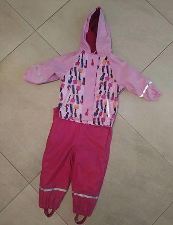 Kurtka i spodnie przeciwdeszczowe lupilu 92