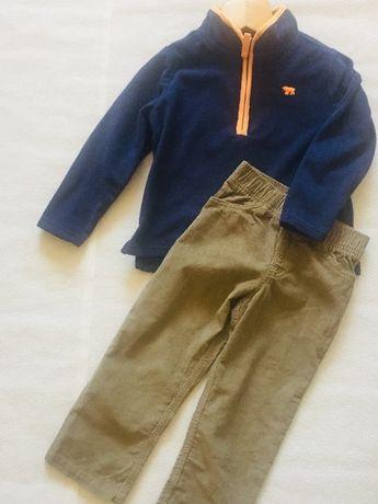 Костюм Carters на мальчика 4 года