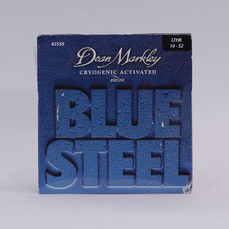 Dean Markley 2558 Blue Steel 10-52 struny do gitary elektrycznej