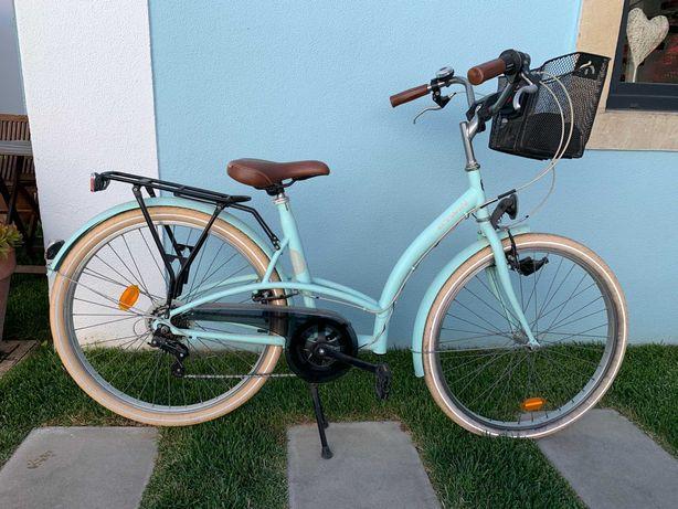 Bicicleta de Senhora B-Twin