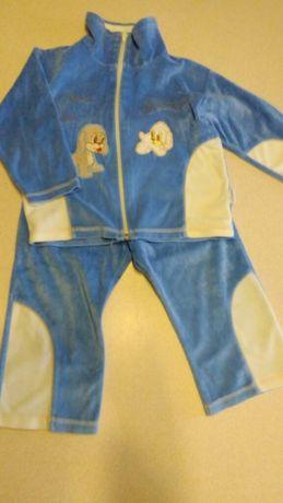 Dres bluza spodnie bliźniaki 86 i 92