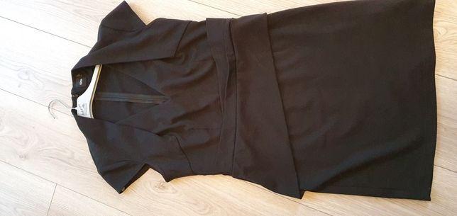 Mala czarna sukienka Asos rozmiar 14